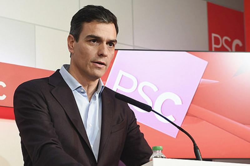 Pedro Sánchez: «Si no se gobierna para todos los catalanes, quienes habrán perdido serán todos los catalanes»