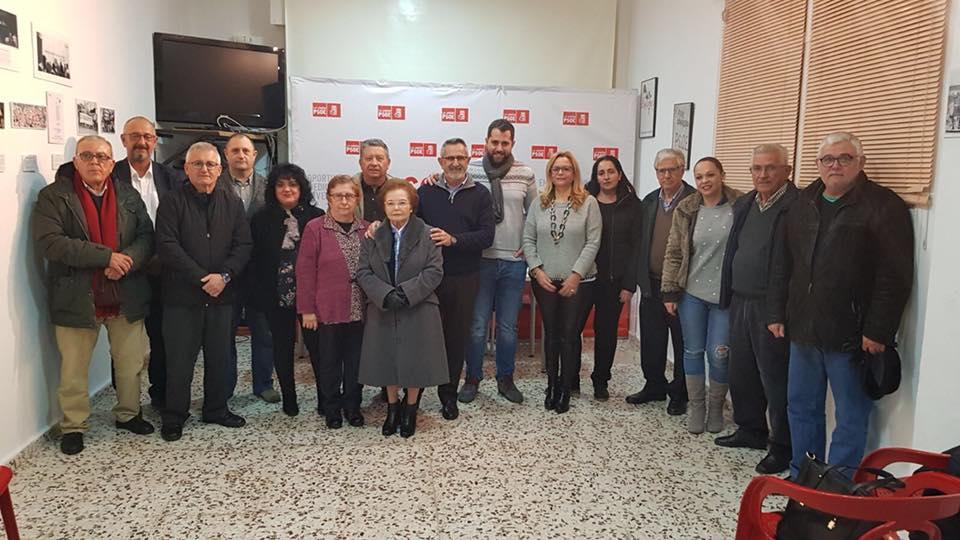 Pedro López Milán elegido nuevo Secretario General de los socialistas unionenses