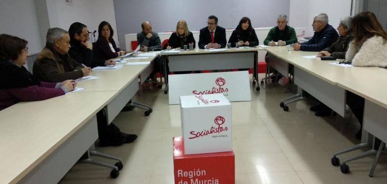 El PSOE participará en marzo en la manifestación promovida por marea blanca en defensa de una sanidad pública universal, gratuita y accesible