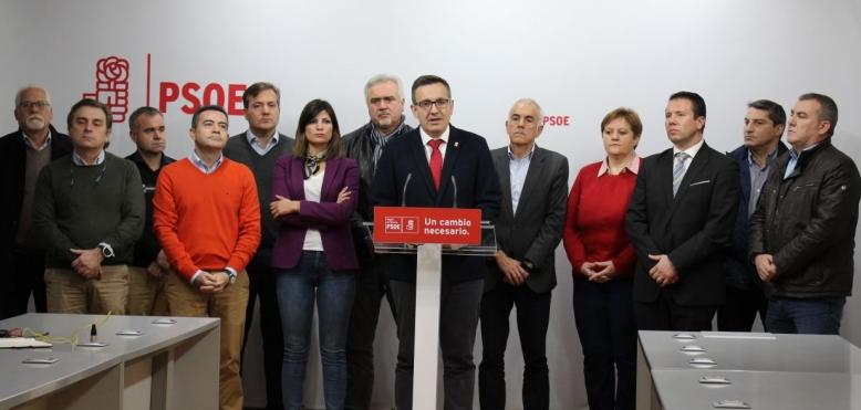 El PSOE exige al Gobierno regional que cumpla y pague las cuotas del Consorcio de Extinción de Incendios a los ayuntamientos para 2018