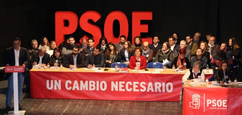 Diego Conesa: Trabajamos para construir un futuro de progreso y una sociedad más justa e igualitaria.