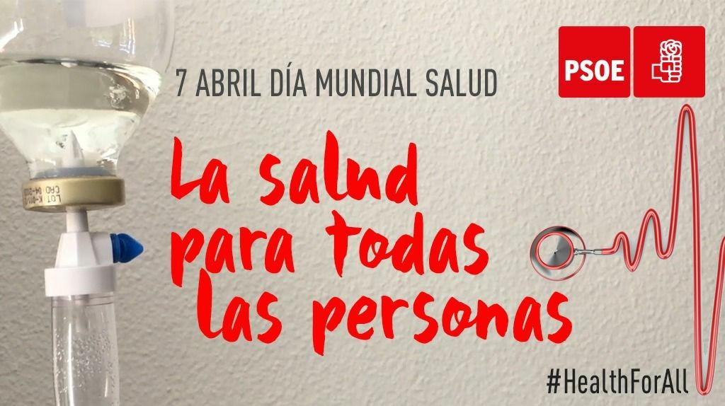 Manifiesto Día Mundial de la Salud