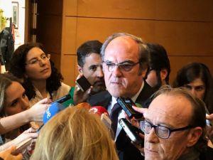 El PSOE-M registra la moción de censura en la Asamblea de Madrid